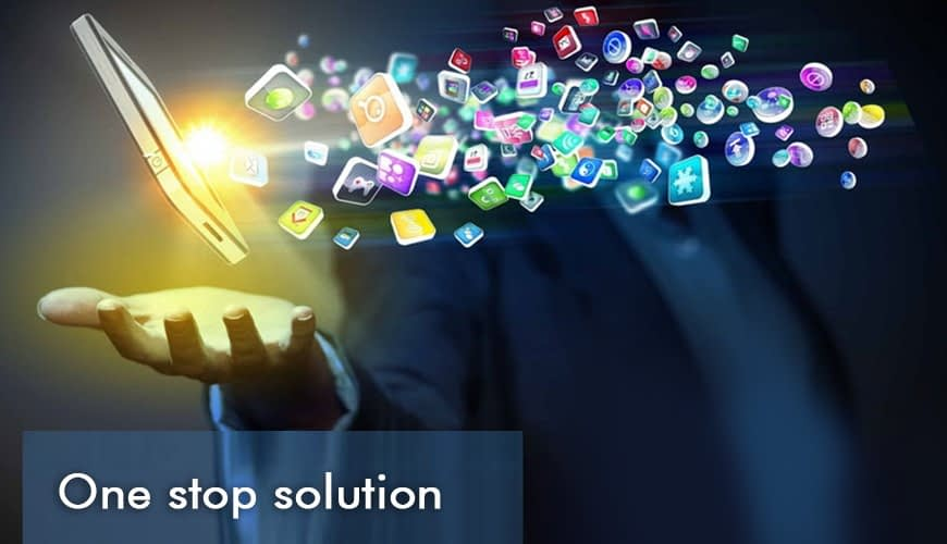 One stop solution for your Web Development needs